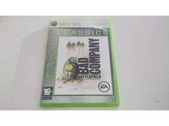 - Battlefield Bad Company XBOX 360 -