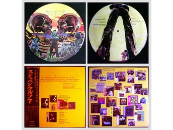 STEPPENWOLF '7' Japan picture-disc vinyl LP