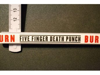 Five Finger Death Punch (FFDP) Gummiband