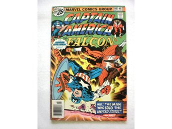 US Marvel - Captain America vol 1 # 199 in 7.0