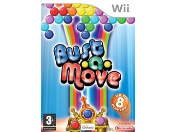Bust A Move Nintendo Wii
