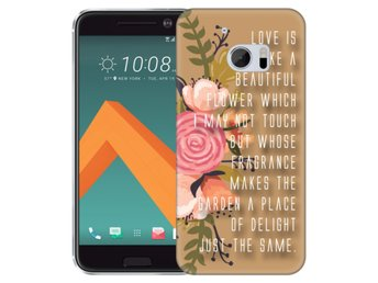 HTC 10 Skal Beautiful Quote