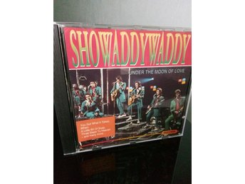 SHOWADDYWADDY - Under The Moon Of Love CD