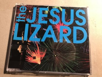 JESUS LIZARD (Fly) on (the wall) CD-singel