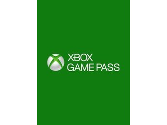 Xbox One Game Pass 3 Månader - XBOX LIVE