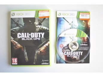 Call of Duty Black Ops (komplett) till Xbox 360