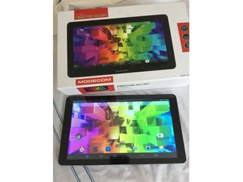 "FreeTAB 10.1 Silver Tablet MODECOM FreeTAB 10.1"" Silver is a device equipped wit"
