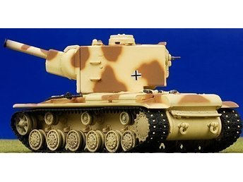 KV-2 tank in German service - 1/72 scale - LOW RESERVE!