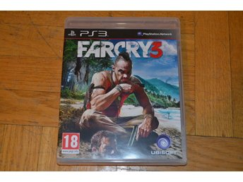 Farcry Far Cry 3 Playstation 3 PS3