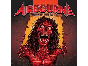 Airbourne: Breakin' outta hell 2016 (CD)