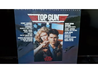 TOP GUN, ORIGINAL MOTION PICTURE SOUDTRACK