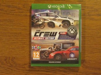 The Crew : Ultimate Edition  - Xbox One