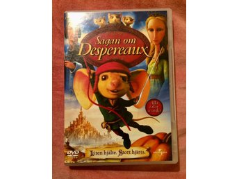 Sagan om Desperaux - dvd