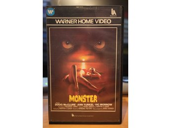 Humanoids From The Deep/Monster - Ex Rental, Holland, Warner, VHS