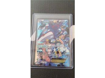 Team Aquas Kyogre EX Pokemon kort Ultra rare - Eskilstuna - Team Aquas Kyogre EX Pokemon kort Ultra rare - Eskilstuna