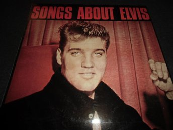 Songs about Elvis - USA LP -