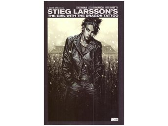 The Girl With the Dragon Tattoo Vol.2  HC Rea 99sek!!!