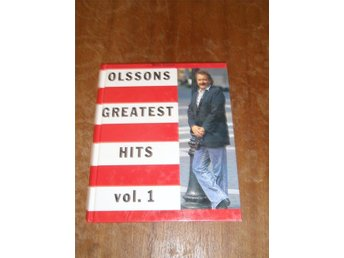 Olssons Greatest hits vol 1