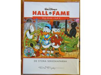 ** HALL of FAME  : Nr 25    ( Don Rosa  8  )   **