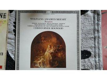 Wolfgang Amadeus Mozart requiem i fint skick - Hörby - Wolfgang Amadeus Mozart requiem i fint skick - Hörby