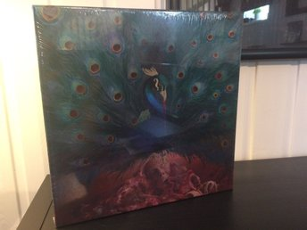 Opeth – Sorceress   Box Set, Limited Edition  Rose Wood  290 copies