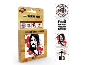 Drinkunderlägg - TV - The Walking Dead Daryl