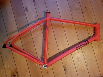 Pinnacle Arkose 3 2017 Frameset, cykelram, XL
