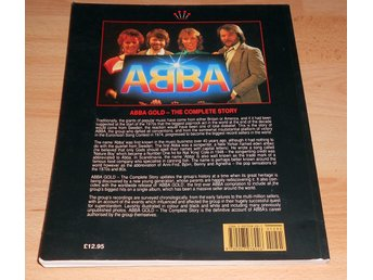 ABBA - GOLD, THE COMPLETE STORY John Tobler 1993