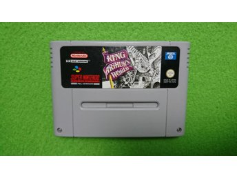King Arthurs World SCN Super Nintendo Snes