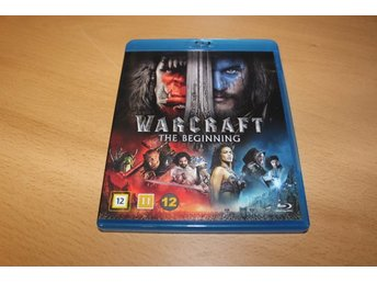 Blu-ray: Warcraft, the beginning (Travis Fimmel, Paula Patton,Toby Kebbell)