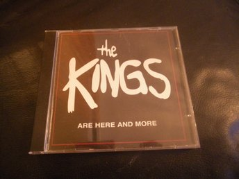 the kings are here andmore cd