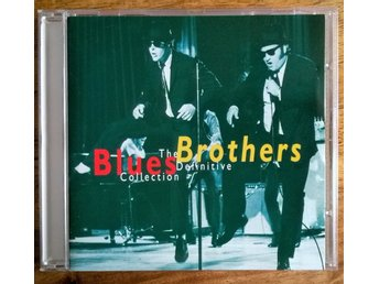 "THE BLUES BROTHERS ""the definitive collection"""