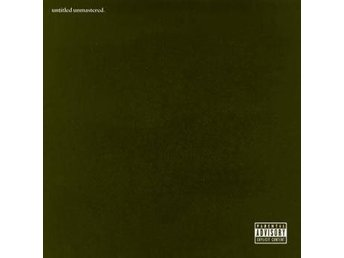 Lamar Kendrick: Untitled Unmastered (Vinyl LP)