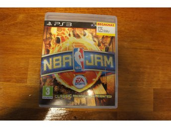 NBA JAM PS3 Spel