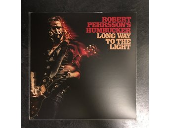 TESTPRESS Robert Pehrssons Humbucker (Hellacopters Death Breath, Dundertåget)