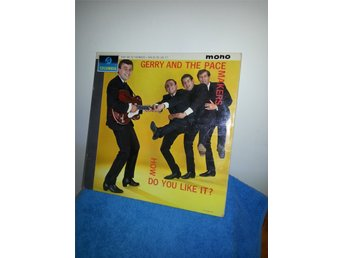 LP Gerry and the Pacemakers Columbia 33SX 1546. How do you like it UK 1963.