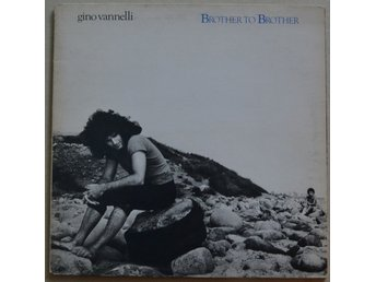 Gino Vannelli Brother to Brother Vinyl LP 1978