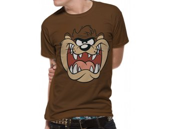 Looney Tunes - Taz Face  T-Shirt Extra-Large