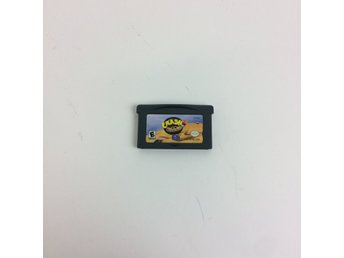 Game Boy Advance Spel, Crash