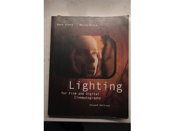 Lighting for Film and Digital Cinematography 2nd Edition