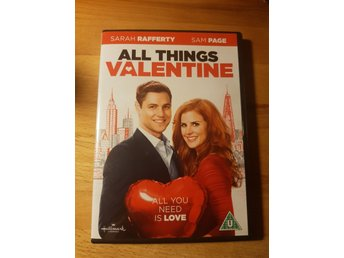DVD  All things valentine