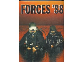 FORCES ´88 av Marshall Cavendish. Tr -87. Bra skick!!