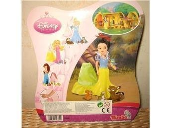 Disney Princess Mini - Snövit Docka & väska Pocket *NY*