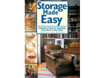 Storage made easy, Candace Ord Manroe (Eng)