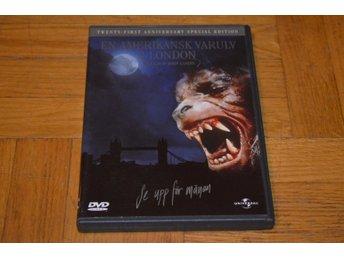 En Amerikansk Varulv i London - 1981 - DVD - 2-.. (331685828) ᐈ Köp ... 1b10d6459a113
