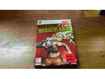 BORDERLANDS XBOX 360 BEG