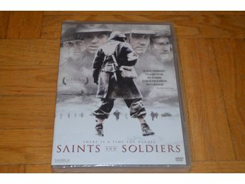 Saints And Soldiers  DVD INPLASTAD