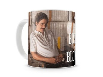 Narcos - Blow business kaffemugg