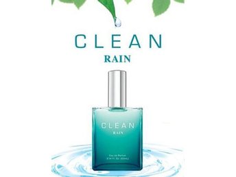 NY CLEAN*** RAIN*** EDP 30 ML ,UTROP 1 KR !!!