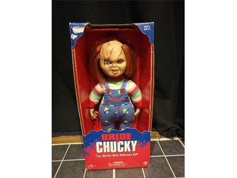 Bride chucky sideshow the worlds most notorious doll